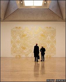 Richard Wright's Turner Prize exhibit