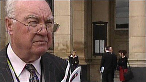 Councillor Len Clark