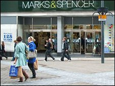 Marks and Spencer in Leeds