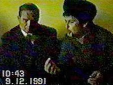 Islam Karimov and Tahir Yuldashev