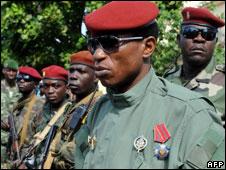 Capt Moussa Dadis Camara
