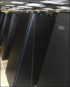 Blue Gene supercomputer (IBM)