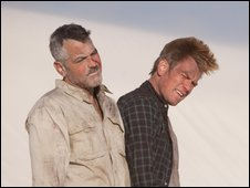 George Clooney and Ewan McGregor