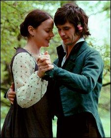 Abbie Cornish and Ben Whishaw