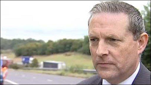 Det Insp Richard Budd, Avon and Somerset Police