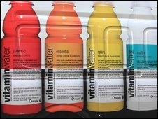 Vitaminwater advert