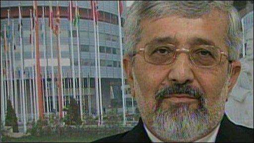 Ali Asghar Soltanieh, Iran's ambassador to the International Atomic Energy Agency