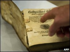 One of the 16th Century German texts