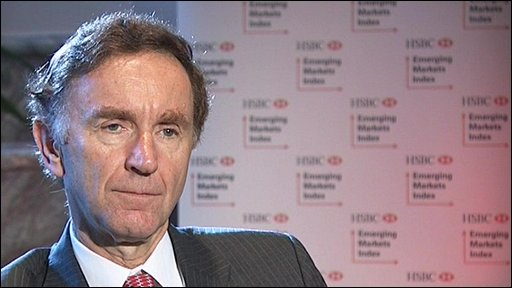 HSBC chairman Stephen Green