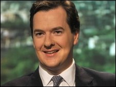 George Osborne MP