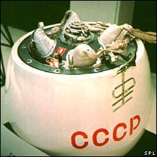 Venera capsule