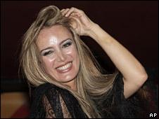 Patrizia D'Addario (1 August 2009)