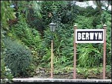 Berwyn sign