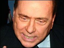 Silvio Berlusconi, 7 October 2009