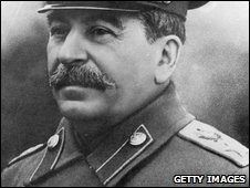 Joseph Stalin in a photograph from 1930