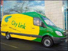 City Link van