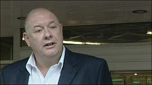 Dave Ward, General Secretary CWU