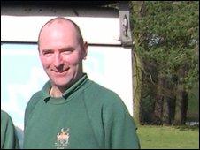 Darren Morris, park ranger at Tatton