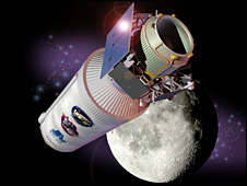 Centaur with shepherding spacecraft (Nasa/Roger Arno)
