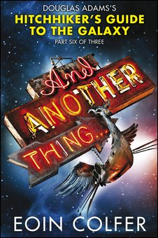 And Another Thing book cover
