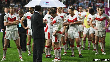 Saints have lost the last two Grand Finals to Leeds