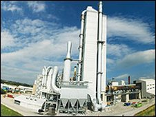 Hanson Cement, formerly known as Castle Cement (pic supplied by company)