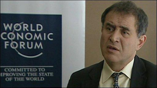 Economist Nouriel Roubini