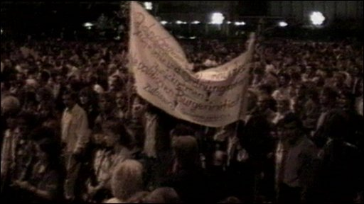 Leipzig 1989 protests