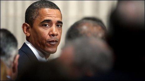 US President Barack Obama 14/09/09