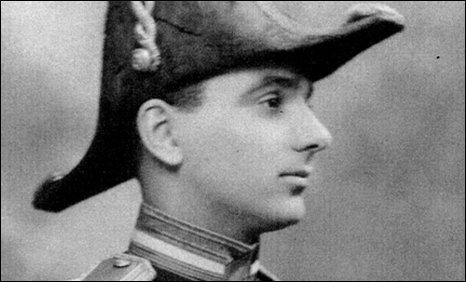 Commander Ralph Lennox Woodrow-Clark
