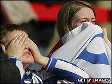 Chester fans