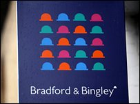 and Bingley branch logo