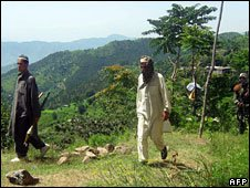 Militants in S Waziristan
