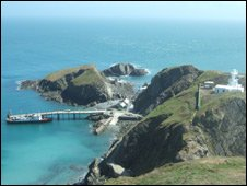 Lundy island