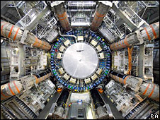 ATLAS detector at CERN (2008)