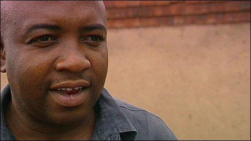 Soweto resident
