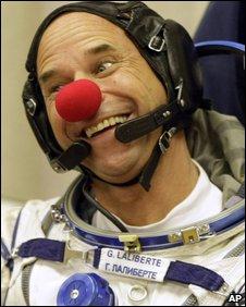Guy Laliberte (30 Sept 2009)