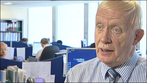 Pension Advisory Service's Malcolm McLean