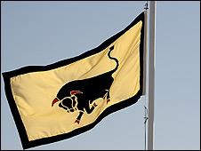 11 Light Bridgade flag