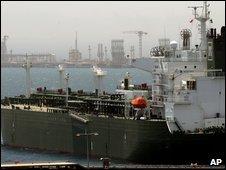 Mina Al AHmadi Port, Kuwait