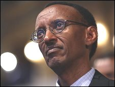 Paul Kagame (file pic)