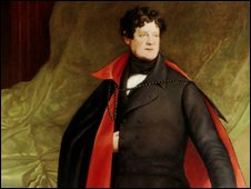 Daniel O'Connell by Sir David Wilkie