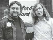 Clifford T Ward and Clive Selwood