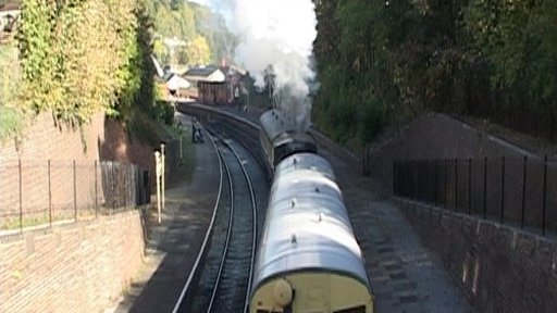 Llangollen Railway