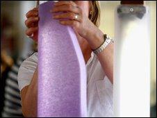 cashmere worker