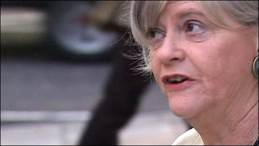 Conservative MP Anne Widdecombe