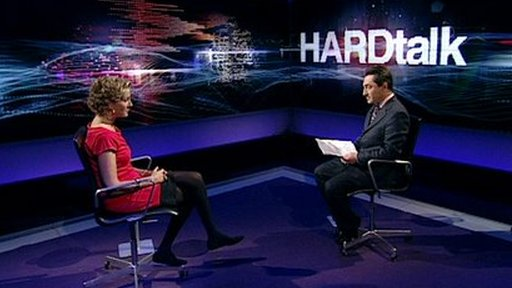 Martha Lane Fox on HARDtalk