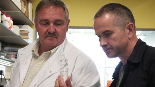Dr David Nutt and John Marsden