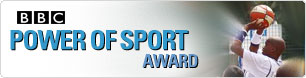 BBC Power of Sport Award