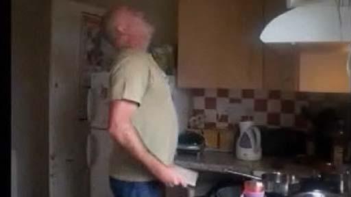 Paul Stevenson in YouTube clip